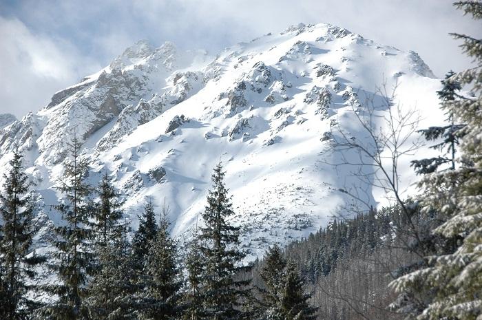 Gerlach sa nachádza vo Vysokých Tatrách