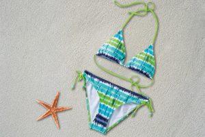 Dámske plavky na pláž