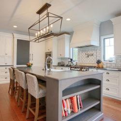 Kuchyňa s ostrovčekom do novostavby