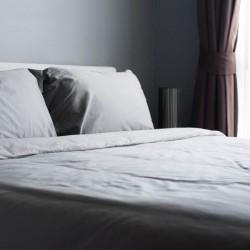 Obliečky na postel v neutrálnej farbe