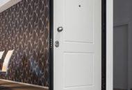 Bezpečnostné dvere z dreva